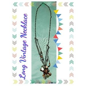 ●Vintage Necklace 18in lenght